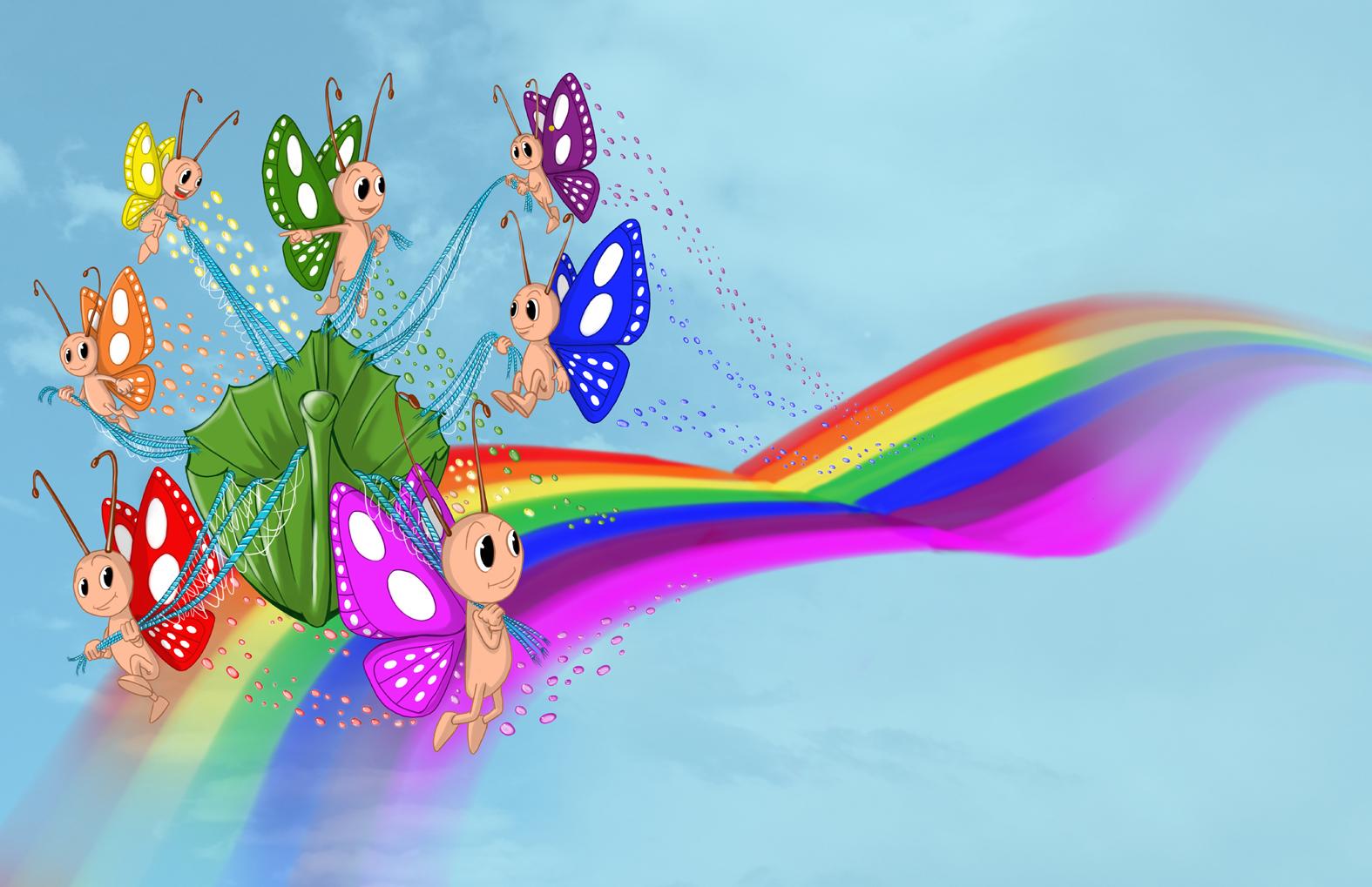 Birthdayland butterflies