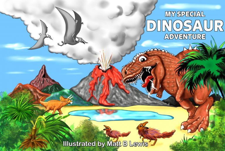 MySpecialDinosaurAdventures-Matt-B-Lewis