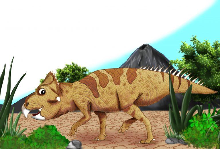 My Speacial Dinosaur Adventures page 20