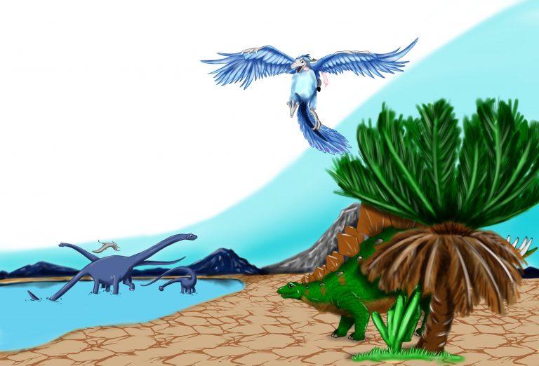 My Speacial Dinosaur Adventures page 2