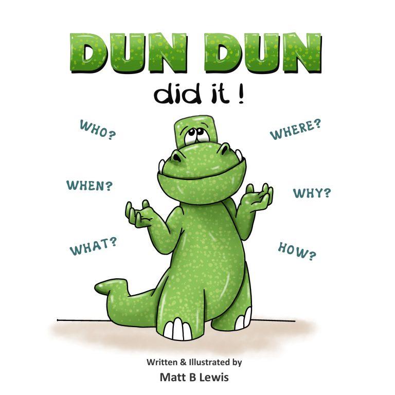 Dun Dun did it