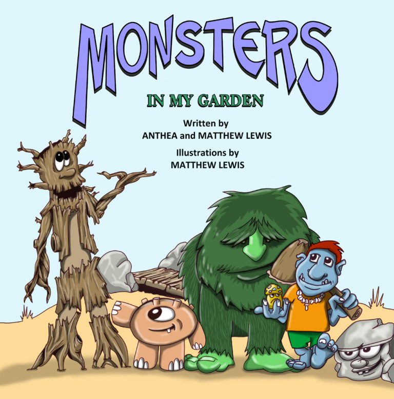Monsters in My Garden