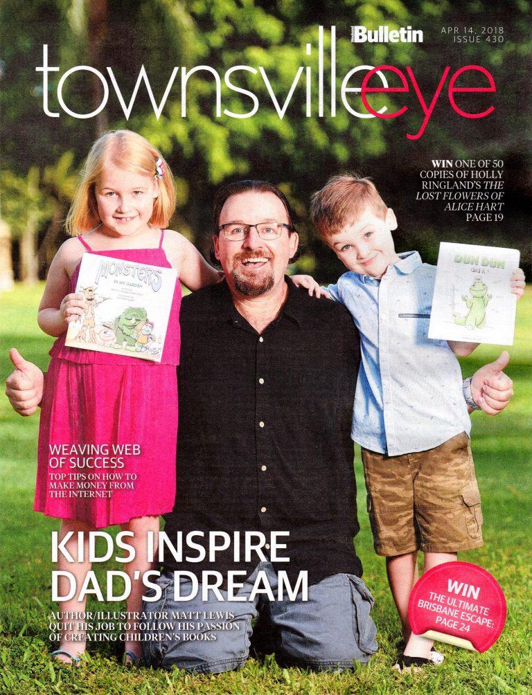 Matt B Townsville Eye Cover