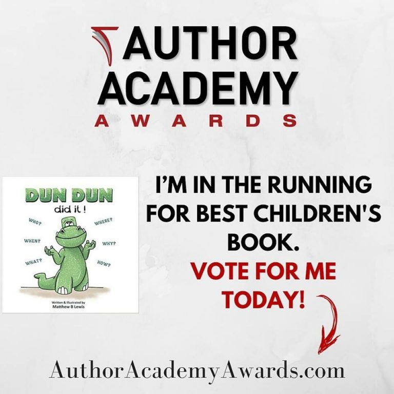 Author Academy Awards